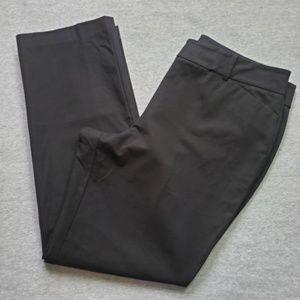 Ann Taylor Curvy Black Dress Pants Size 16
